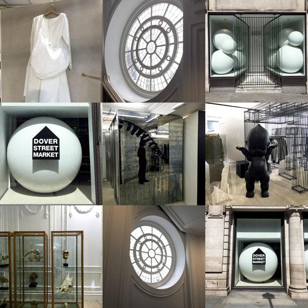 דובר סטריט מרקט, שש קומות שמאגדות תחת קורת גג אחת אופנה, אמנות, אוכל ולייף סטייל