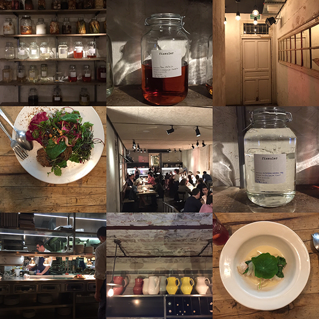 Fismuler נשענים דווקא על המטבח המסורתי של מדריד ומגישים מנות טעימות חפות מכל פוזה עיצובית