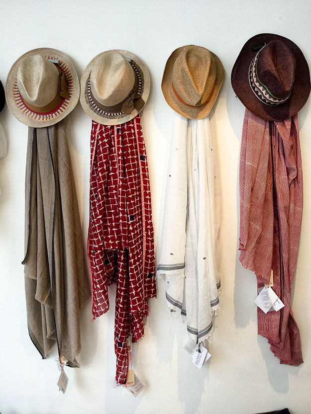 אופנה וטקסטיל לבית של MERCI