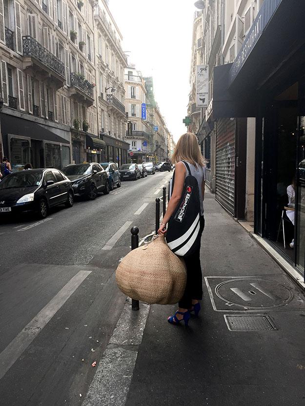 ברחבות פריז
