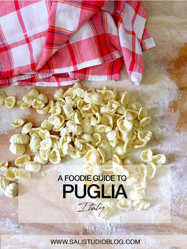 A foodie guide to Puglia