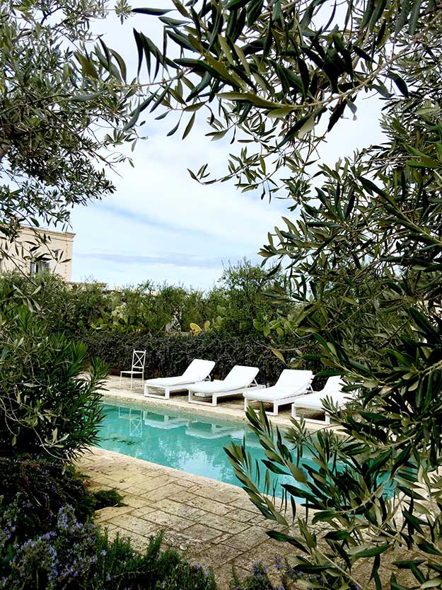 בחרנו לשהות בפוליה במלון Borgo Egnazia, שיחזור מדויק של עיירה פוגליאזית