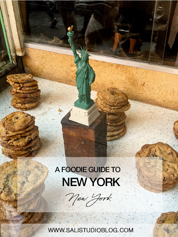 A foodie guide to NYC
