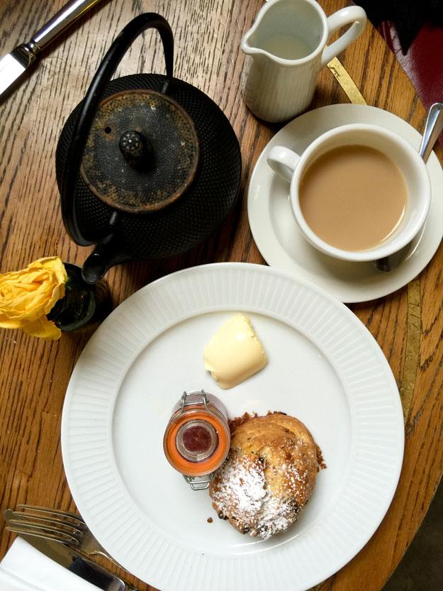 לונדון תה וסימפטיה