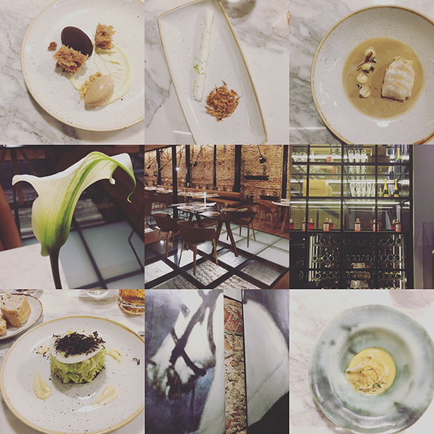 ארוחת טעימות במסעדה Dos Cielos by Hermanos Torres , הממוקמת במלון המפואר,Gran Meliá Palacio de Los Duques