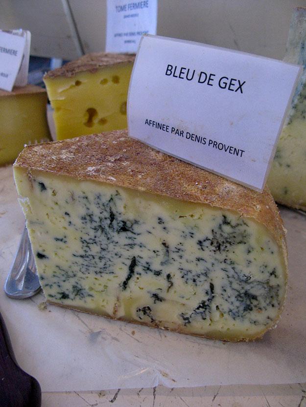 גבינה כחולה רכה בסגנון סבואה אלפיני