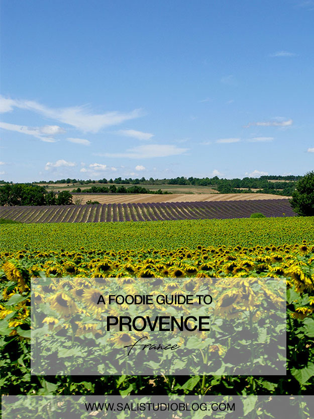 A foodie guide to Provence